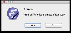 print buffer dialog